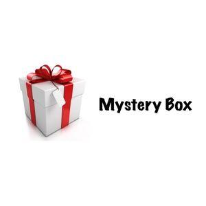 5 lb size XL mystery box